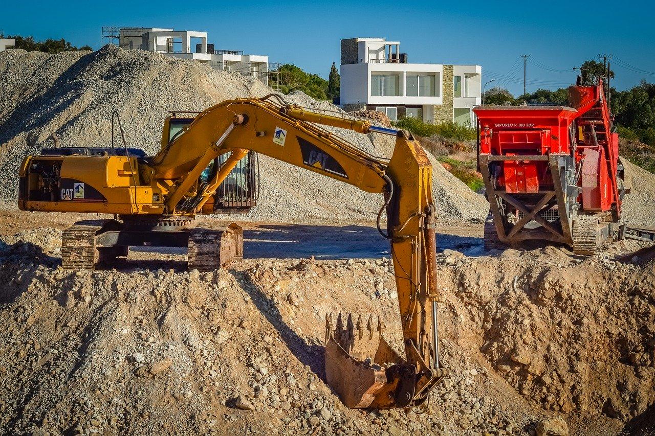 Profesjonalne maszyny budowlane na wynajem