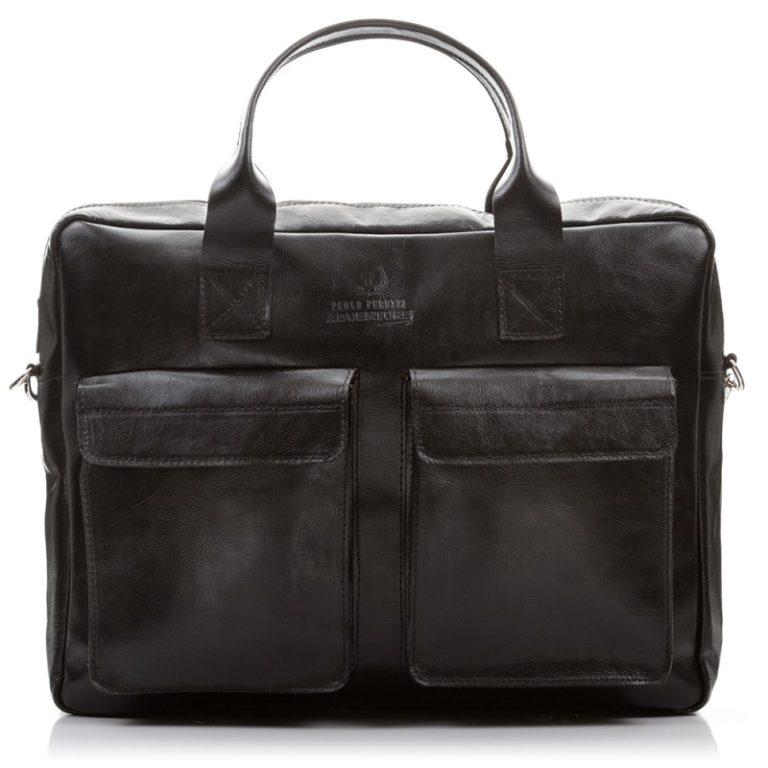 Top 5 cech solidnej torby męskiej do pracy