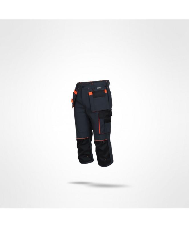 Specjalnie na chłodne dni – spodnie robocze ocieplane