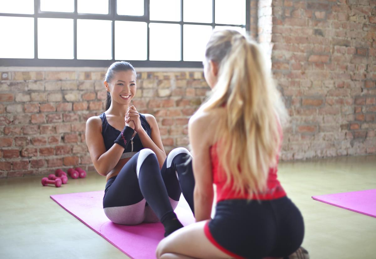 Jeśli uprawiasz sport powinieneś nosić dobrej jakości odzież do treningów