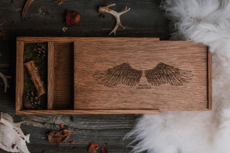 Czy podobają się wam drewniane pudełka?